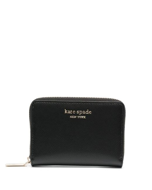 Картхолдер Spencer С Логотипом Kate Spade, цвет: Black