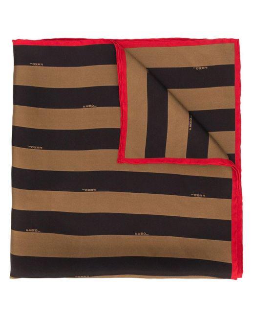 Fendi ロゴプリント スカーフ Multicolor