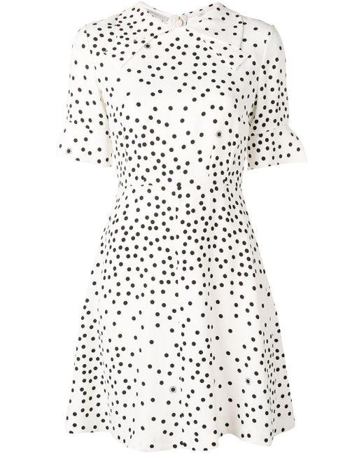 Stella McCartney ポルカドット ドレス White