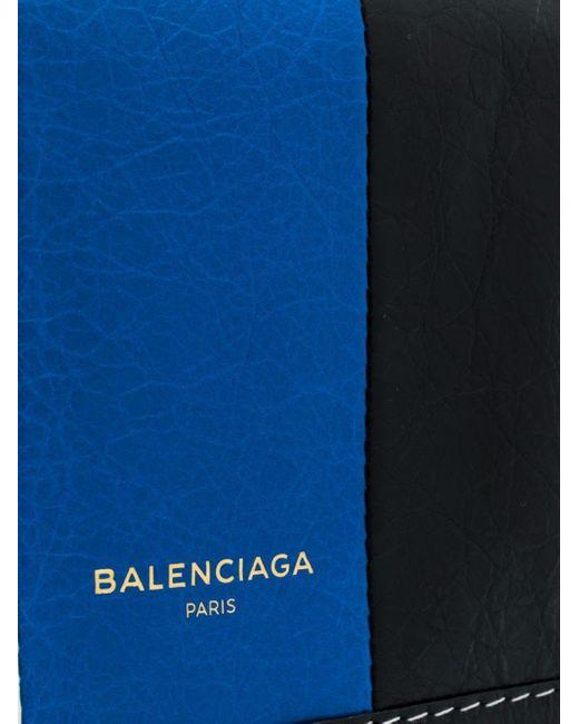 Balenciaga バザール チェーン ショルダーバッグ Black