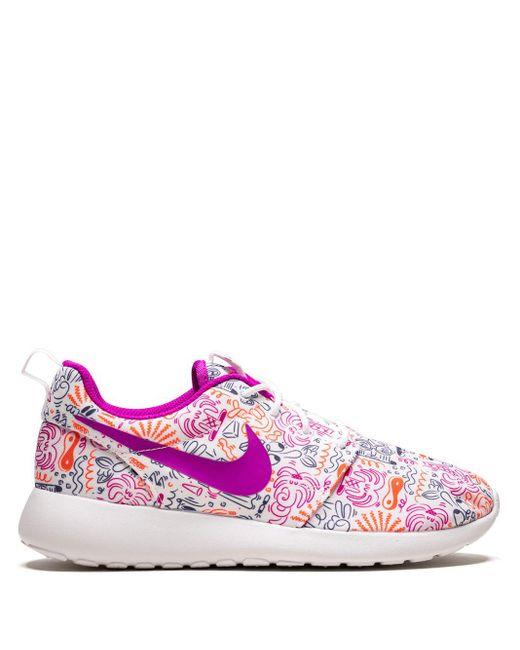 Nike Roshe One Print Prem スニーカー Multicolor