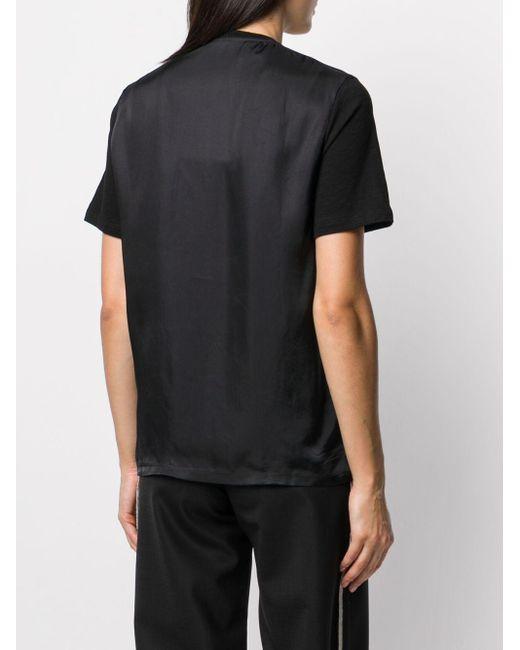 Neil Barrett クルーネック Tシャツ Black