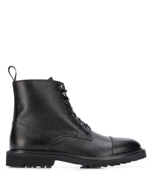 Scarosso 'Jackie' Stiefel in Black für Herren