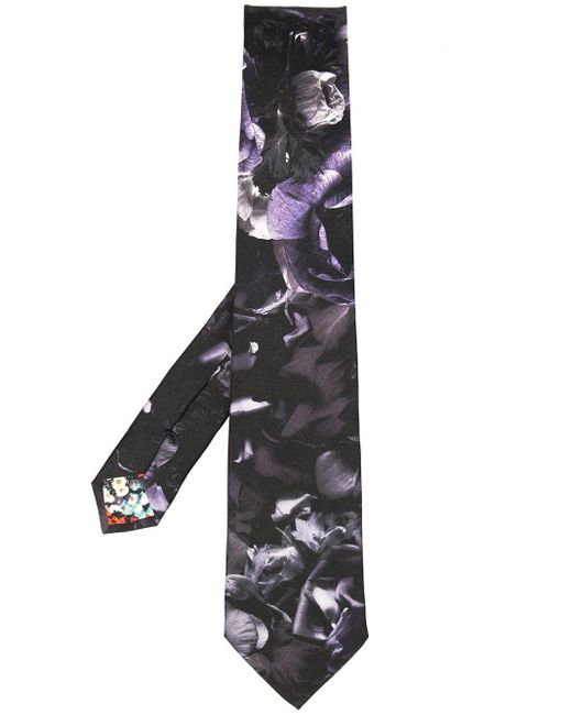 Галстук С Вышивкой Paul Smith для него, цвет: Black