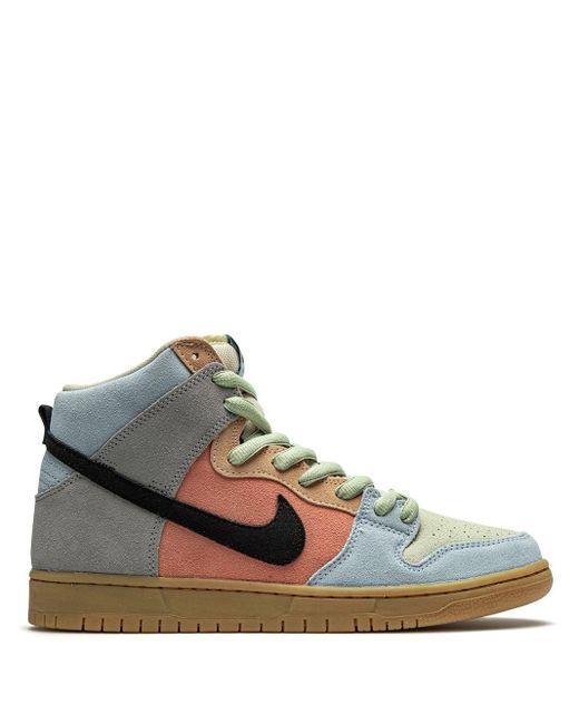 メンズ Nike Sb Dunk High スニーカー Green