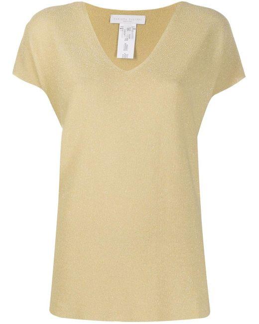 Fabiana Filippi ロングライン Tシャツ Multicolor