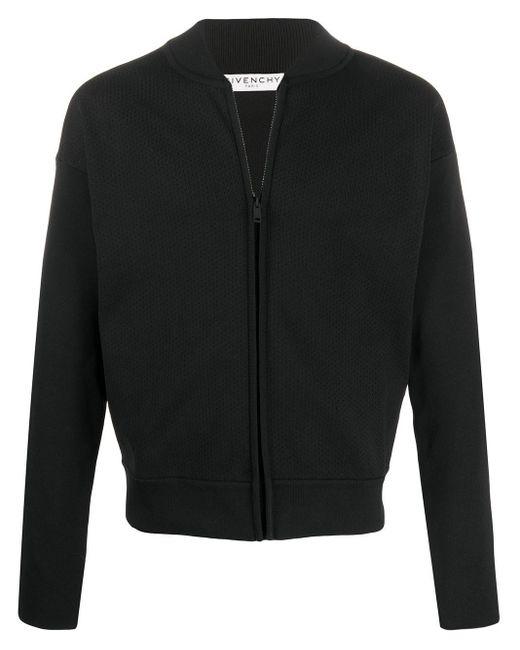 メンズ Givenchy メッシュ ボンバージャケット Black