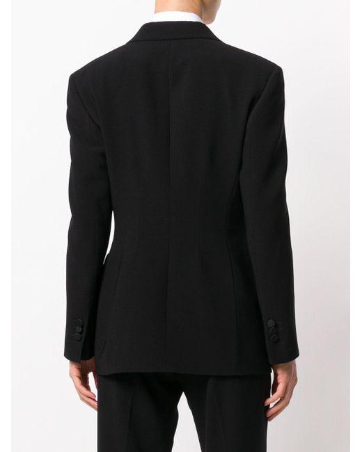 Neil barrett tuxedo jacket in black lyst for Neil barrett tuxedo shirt