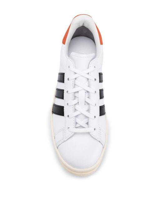 Baskets Hicho Y-3 en coloris White