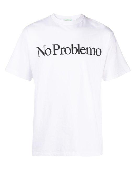 Aries No Problemo Tシャツ Multicolor