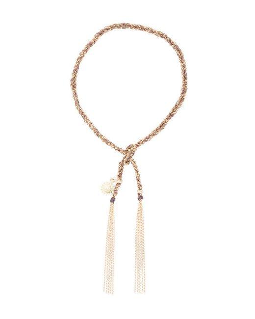 Carolina Bucci - Metallic Sun Lucky Bracelet - Lyst