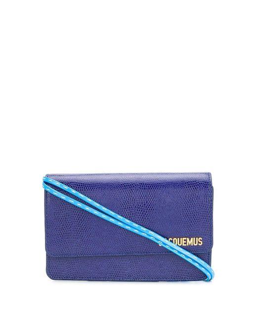 Jacquemus Riviera ショルダーバッグ Blue