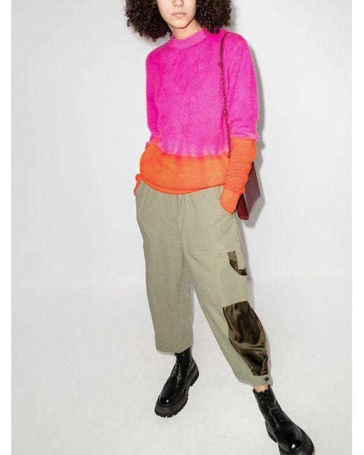 The Elder Statesman Pink Pullover aus Kaschmir