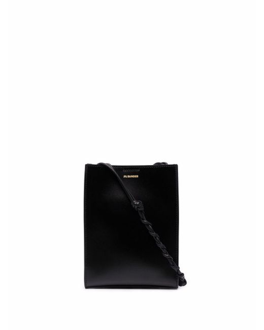 Сумка На Плечо Tangle Jil Sander, цвет: Black
