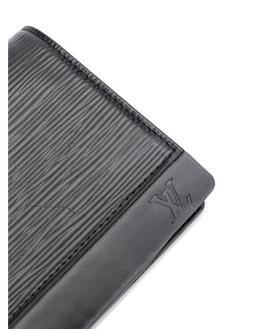 Клатч Épi 2001-го Года Louis Vuitton, цвет: Black