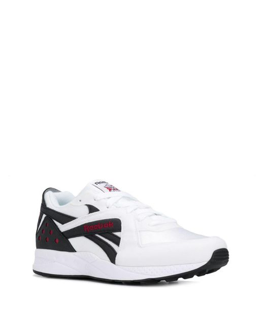 743b66260fc ... Reebok - White Pyro Sneakers for Men - Lyst ...