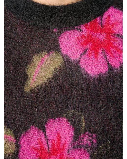 LaDoubleJ Hawaiian セーター Multicolor
