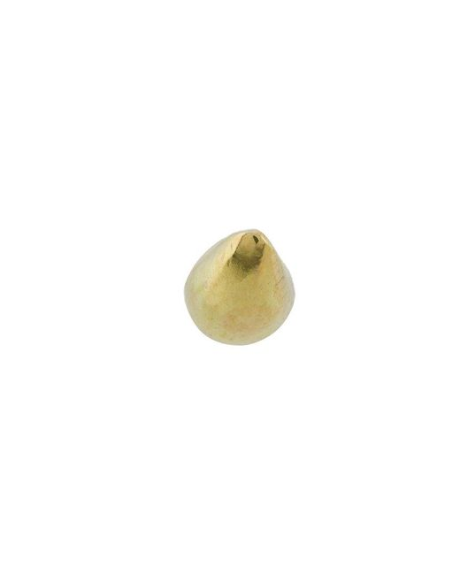 Wouters & Hendrix - Metallic 18kt Yellow Gold Claw Earring - Lyst