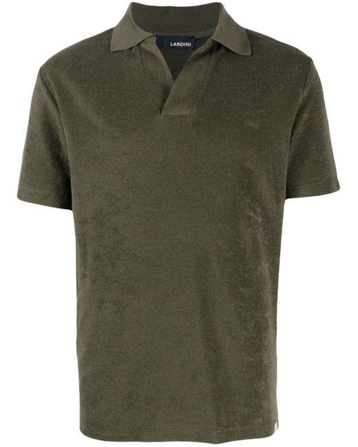 メンズ Lardini ポロシャツ Green