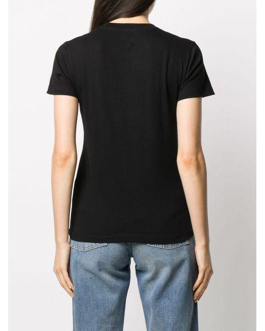 Carhartt WIP ハートロゴ Tシャツ Black