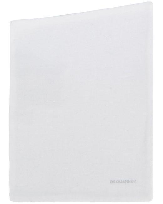 Платок-паше С Логотипом DSquared² для него, цвет: White