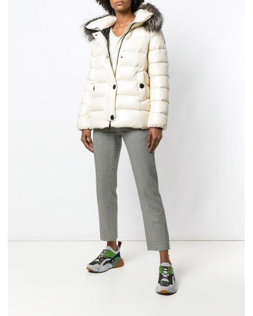 7987dedd8 Women's White Tarier Padded Jacket