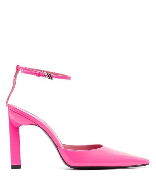 The Attico Amber パンプス Pink