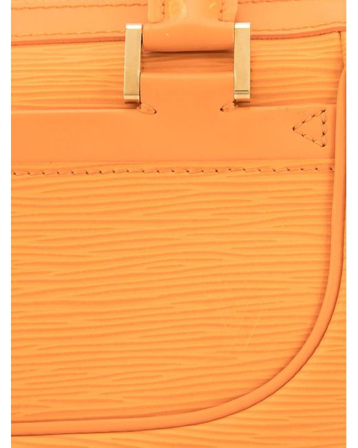 Louis Vuitton プレオウンド ダヌーラ Pm 2way バッグ Orange