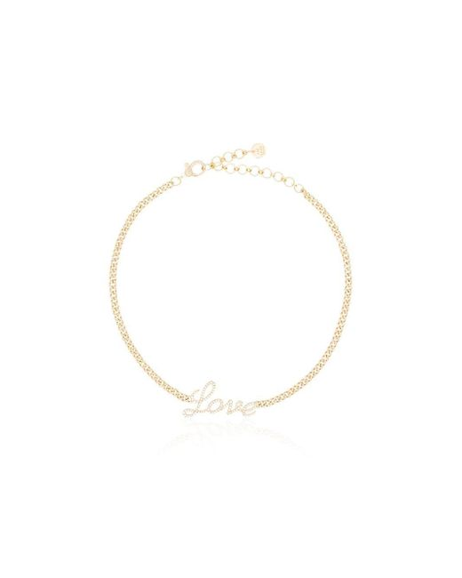 SHAY Love ダイヤモンド ネックレス 18kゴールド Metallic