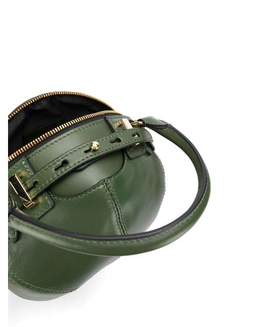 Сумка В Форме Бейсболки Moschino, цвет: Green