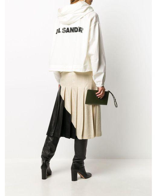 Jil Sander Essential Outdoor 3 フーデッドジャケット Multicolor