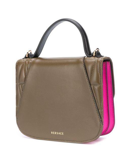 Versace Virtus ハンドバッグ Multicolor