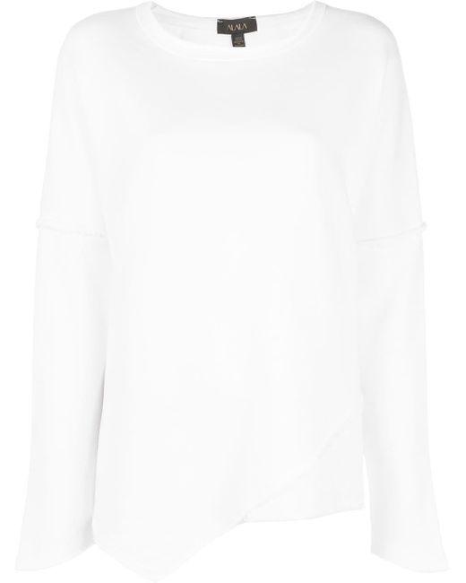 Alala Exhale スウェットシャツ White
