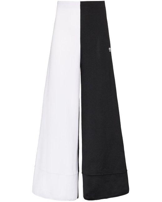 Adidas ワイドパンツ Black
