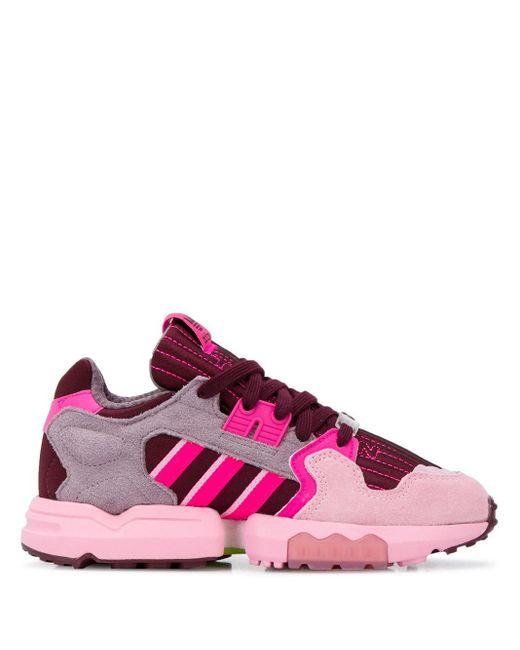 Adidas Zx Torsion スニーカー Pink