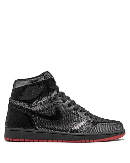 メンズ Nike Air 1 Retro High スニーカー Black