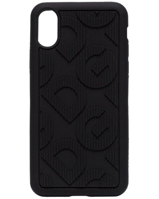 メンズ Dolce & Gabbana Dg Iphone X/xs ケース Black
