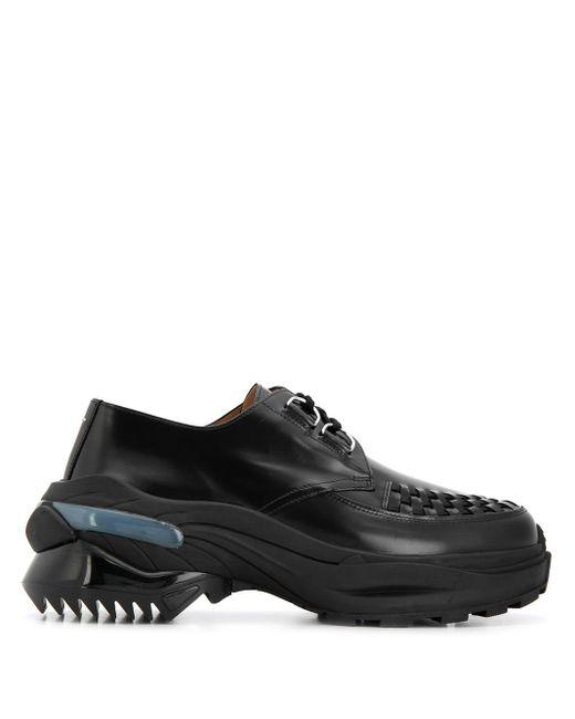 Туфли На Утолщенной Подошве Maison Margiela для него, цвет: Black