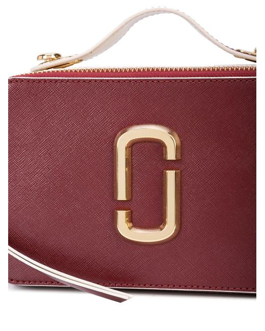 Marc Jacobs Large Snapshot Red