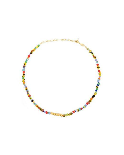 Anni Lu Alaia ビーズネックレス Multicolor