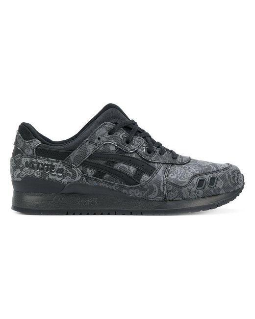 Lyst Asics Asics Gel lyte Iii noir Sneakers en 11683 noir pour homme f7ec702 - coconutrecipe.info