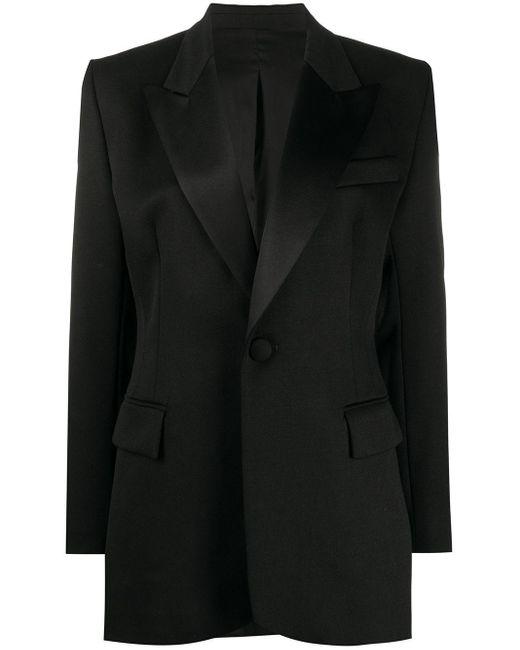 Giacca monopetto di AMI in Black