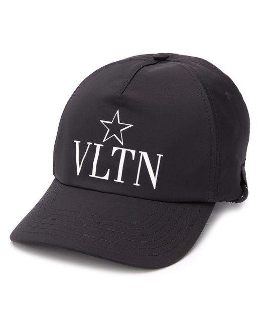 メンズ Valentino Garavani Vltn Star ハット Black