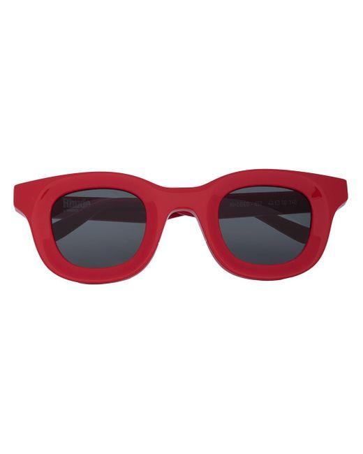 メンズ Thierry Lasry X Rhude 'rhodeo' サングラス Red