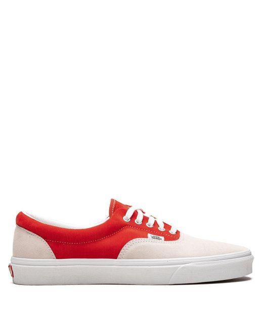 メンズ Vans Era スニーカー Red