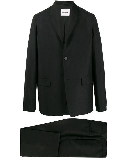 メンズ Jil Sander ツーピース スーツ Black