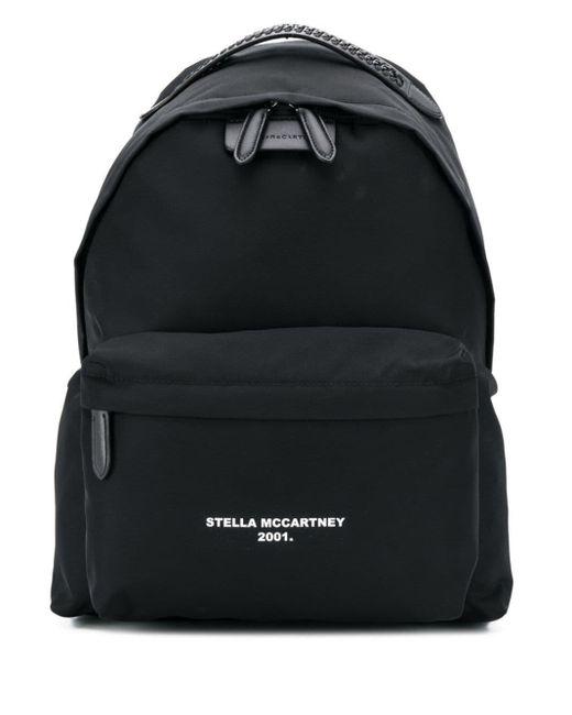 Stella McCartney ステラ マッカートニー 2001. バックパック Black