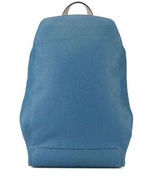 Hermès シティバック 27 バックパック Blue