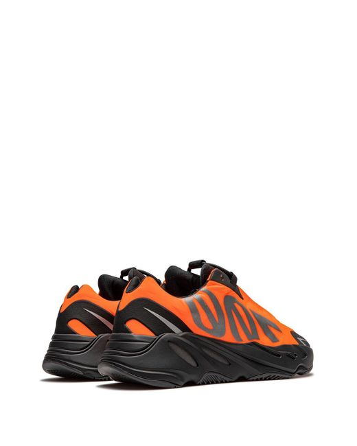 Кроссовки Yeezy Boost 700 Mnvn Orange Yeezy