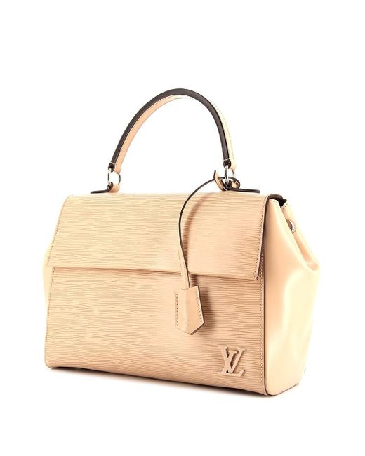 Сумка-тоут Cluny 2015-го Года Pre-owned Louis Vuitton, цвет: Natural